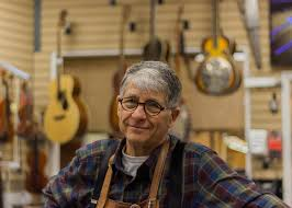 Bob Tedrow, owner of Homewood Music, is one of three people in the ...
