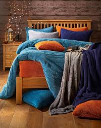 looking for luxury teddy fleece duvet set throws and cushion covers de lavish brings you a high quality luxury super soft material teddy