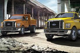 2019 Ford F 650 F 750 Truck Capability Features Tested