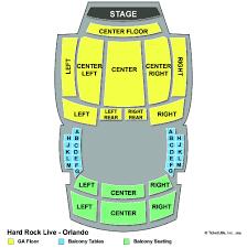 Plaza Live Orlando Seating Chart Hard Rock Live In Orlando Concert Calendar Up Close Tba