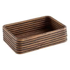Rattan Coil Tray