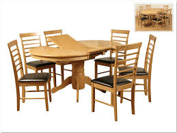 Oval Kitchen Table And Chairs Oval Dining Tables Oval Kitchen Tables