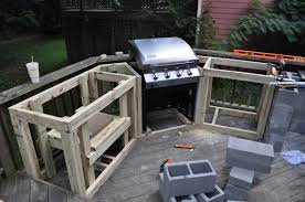 full size of kitchen how to build an outdoor kitchen with cinder blocks simple outdoor