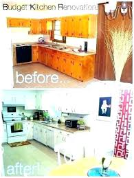Renovations Costs Calculator Kitchen Estimator Cabinet With