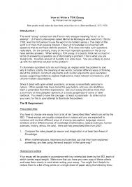 cover letter example tok essays example tok essays example  cover letter examples of tok essays foe ib preview examples words essay example write an fast