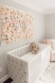 cute diy baby wall bedroom paint decor painting nursery room decorating pictures designs images ideas feature decoration