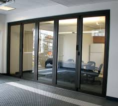 interior office doors with glass. Astounding Wall Sliding Doors Interior Design With Hard Wood Office Images Internal Fire Glass L