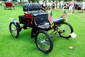 Image result for The first car for sale: America/ Curved Dash Oldsmobile. $650.