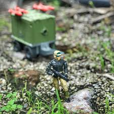 """Dustin McCoy on Instagram: """"#Rampart looks down the coast for any signs of  #cobra. #gijoe #gijoenation #socalcobras #one… 