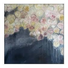 large flower painting art artist painting extra large abstract oril flower painting on large flower paintings large flower painting