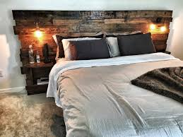 Headboard Alternative Ideas Best 20 King Size Bed Headboard Ideas On Pinterest King Size