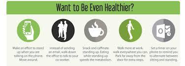 sedentary lifestyle benefits of walkingstand up desksedentary