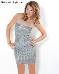 مدل لباس با تور دانتل