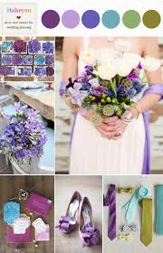 Purple and green wedding colors Lavender Green Lilac Wedding Colors Palette Indigo Teal Purple Green Lilac Purple Teal Wedding Wedding Quotes Links Purple Teal Wedding Color Binations For Weddings Purple And Blue