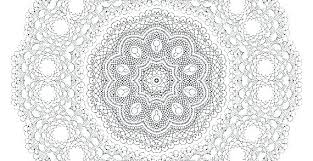 Easy Celtic Mandala Coloring Pages Free Mandalas To Color Printable