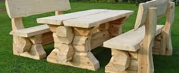 Small Picture modern wooden garden furniture