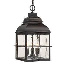french outdoor lighting. 3 Light Hanging Lantern French Outdoor Lighting