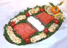 the sler gift a full pound of genuine 100 wild alaska smoked salmon fillet with cream cheese and gourmet ers