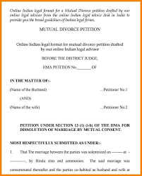 Divorce Notice Format New 48 Divorce Notice Format In Tamil Resume Language Resume Language