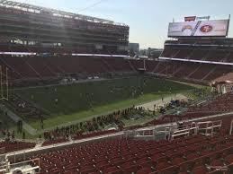 Levis Stadium Section 223 Rateyourseats Com