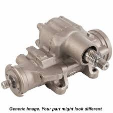 <b>Power Steering Gear Box</b> - OEM & Aftermarket Replacement Parts