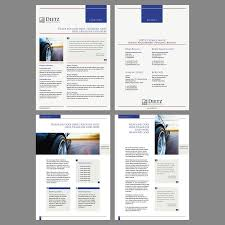 Design A Case Study Template For A Consulting Business By