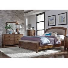 Superb Avalon III Storage Bed