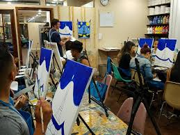 paintinglounge upshow fridaynight vangogh pari twitter com fwpi24g32z at painting lounge