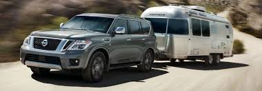 2018 Nissan Titan And Nissan Titan Xd Towing Capacity And