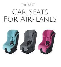 car seat for air travel best faa approved car seats portable airplane car seat