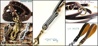 handmade leather dog leashes that make a difference