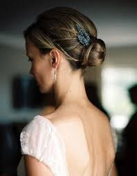 Chignon De Mariage Cheveux Mi Longs Je Veux Un Joli