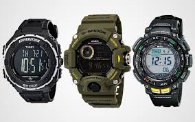 """the best tough digital watches for everyday carry everyday carry """"tough digital"""" watches are a favorite among edcers for their shock resistance rugged construction and adventure ready features that"""