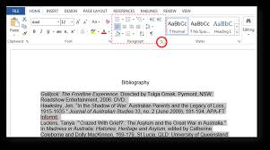 How To Do Apa Format In Word How Do I Format Hanging Indent In Word Askus