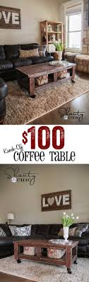Shanty 2 Chic Coffee Table 17 Best Images About Diy Coffee Table Ideas On Pinterest Diy