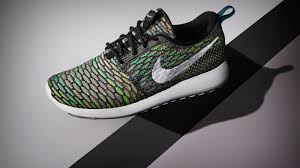 Nike Roshe Run Cool Designs More With Less The Nike Roshe Flyknit Nike News