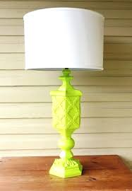 lime green lamp lime green lamp base best lamps images on chandeliers lamps and lampshades x
