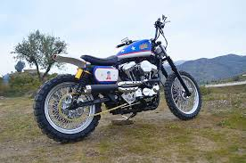 evel knievel tribute is a sportster