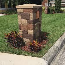 stone mailbox designs. Mailbox Designs Stone T