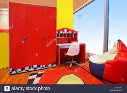 Schreibtisch Im Inneren Möbel Raum Inneneinrichtung Schlafzimmer