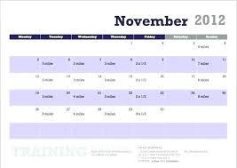 Running Calendar Template Invitation Free 2017 Tem U2013