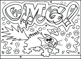 Fun Coloring Pages Fun Coloring Books Older Kids Coloring Pages ...