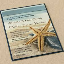 Wedding Invitation Wording Beach Theme