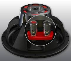 onyx subwoofers mb quart subwoofer speaker wire Subwoofer Speaker Wiring all onyx subwoofers utilize spring loaded terminals for positive and negative speaker wire connections terminals are nickel plated brass in a satin finish