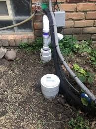 drain tile installation
