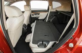 2018 honda cr v interior with rear seats