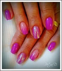 Gelové Nehty Inspirace č117 Magic Nails Gelové Nehty
