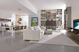 Arredamento salotto grande : Soggiorno moderno grande: arredare un soggiorno grande : come
