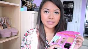 review foundation demo benefit s flawless plexion makeup kit you