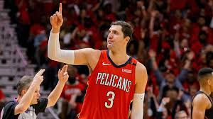 nikola mirotic. Plain Nikola NBA Playoffs 2018 Pelicans Have Unleashed Nikola Mirotic And Itu0027s Burying  The Blazers  CBSSportscom On Mirotic M